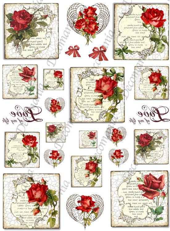 cod.TRA049 www.deco-chic.it, carte da decoupage, Riflessi di carta, serie 4
