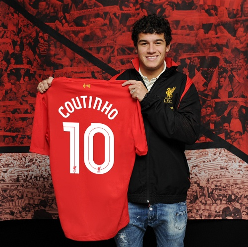 Shortly after he signed for Liverpool on Wednesday, Brazilian midfielder Philippe Coutinho sat down for an exclusive chat with Liverpoolfc.com – and you can read what the midfielder had to say now…