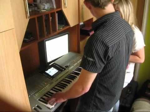 Klaudia & Alek- Tin Pan Alley ( Cover 2011)