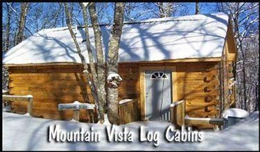 Mountaun Vista Log Cabins NC