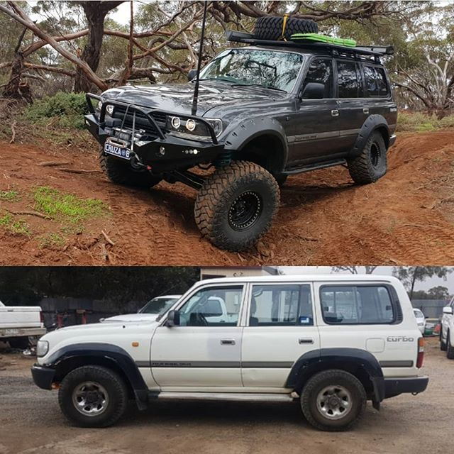 Regram Coming Up To 1 Year With My Landcruiser Soon It S Been A Big Journey And It S Far From Done But Can T Tha Toyota Suv Toyota Land Cruiser Land Cruiser