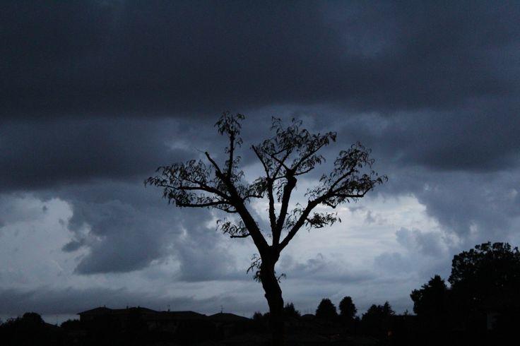 L' arrivo della tempesta