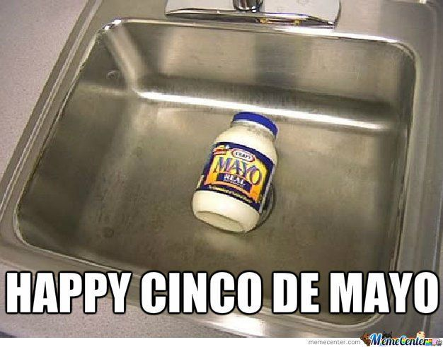 Pin for Later: Cinco de Mayo Memes Better Than Margaritas  But . . . how do you celebrate?  Source: Meme Center