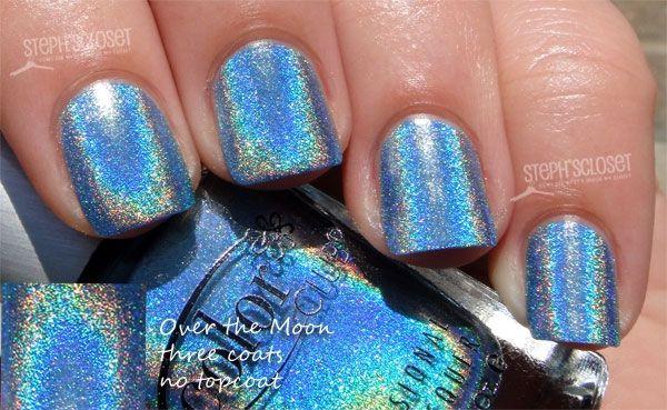Color Club Over the Moon Nail Polish