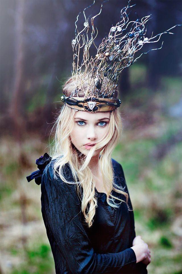 Forest headress