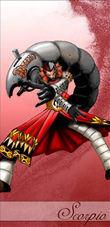 Scorpio! ♥ - Fairy Tail