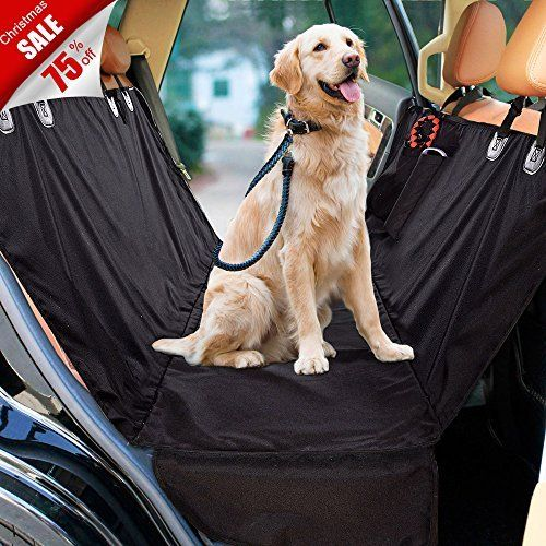 Pet Car Seat Cover -Acrabros Dog Car Seat Covers ,Dog Car Hammock and Bench Convertible, Waterproof Washable Dog Car Seat Cover, Non-Slip For Cars, Trucks And SUVs - The Solution Every Dog Owner Has Been Looking For If you have a dog, you probably know how difficult it is to keep your car backseat clean when you take your furry buddy on rides. The seat gets dog hair everywhere that is almost impossible to clean, your dog brings in all the dirt and mud from hi...