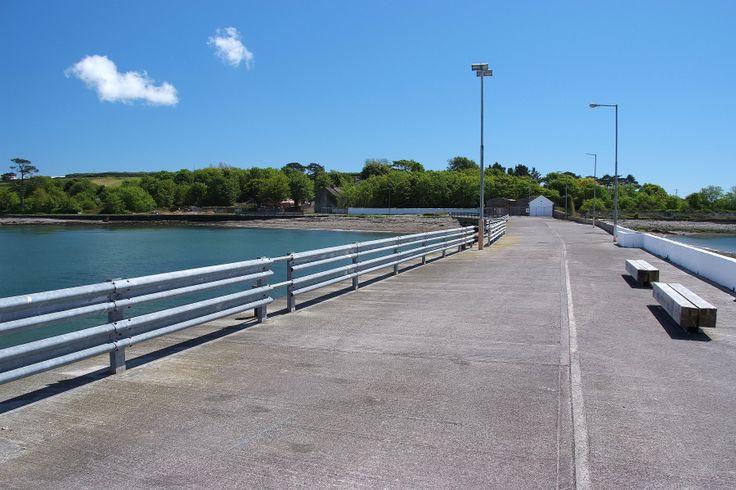 Spike Island Pier