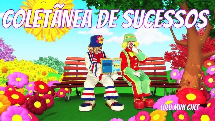DVD Patati Patata 😉 Coletânea de Sucessos 😉Completo Musica e Diversão