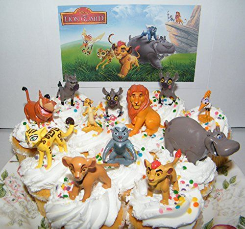 Lion King Cake Decorating Kit : 47 best Disney party images on Pinterest Mickey party ...