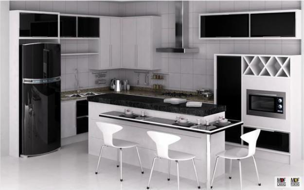 Cozinha compacta 5