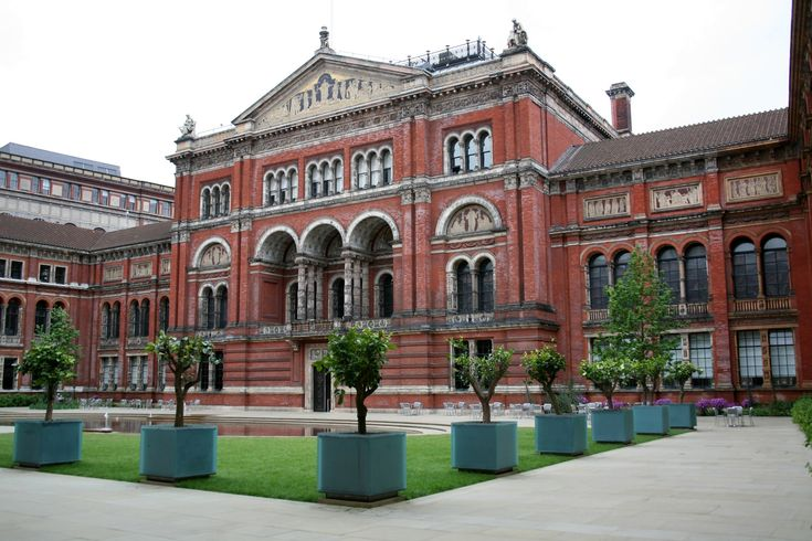 The origins of the Victoria and Albert Museum  are as complex as the building itself.