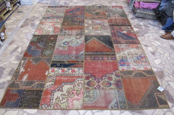 Turkish Patchwork 80,00 USD peer sq m2