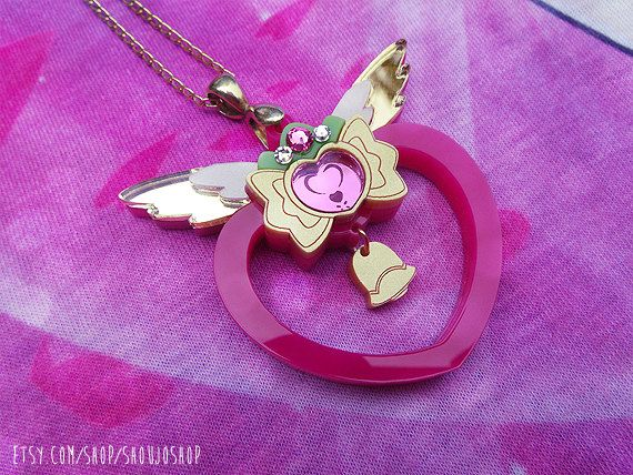 TOKYO MEW MEW Strawberry Bell Upgraded by ShoujoShop on Etsy
