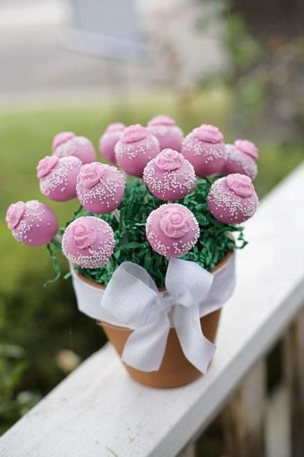25 Best Ideas About Cake Pop Centerpiece On Pinterest