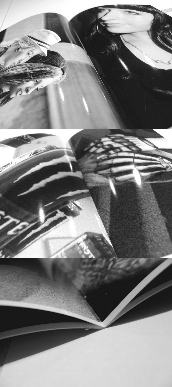 Schoolwork. Photobook.