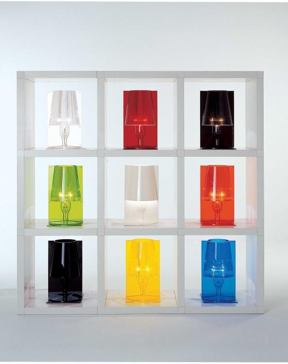 Take lamp by Ferruccio Laviani | Choose your color!