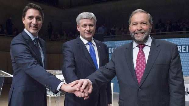 Canadian Federal Election 2015 - News, Results and Analysis - The Globe and Mail - Networks say it will be a majority
