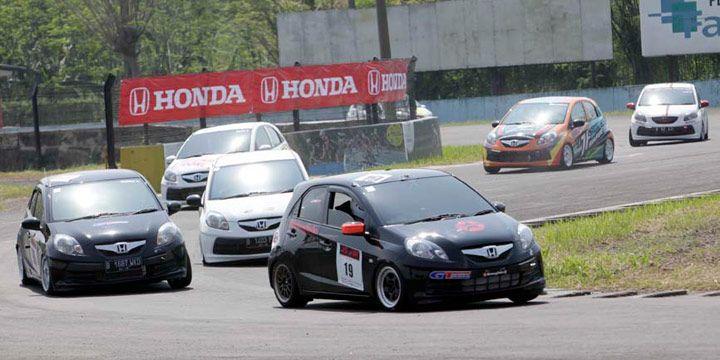Honda Brio Speed Challenge - Honda  Prospect Motor #info #BosMobil