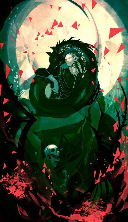 (2) The Beast below... by NanoMortis on DeviantArt | Darkly Wonderful | Pinterest