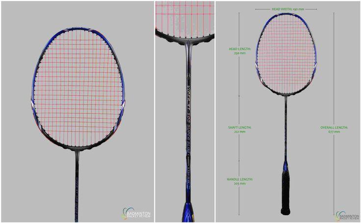 Ashaway Viper XT 500 Badminton Racket