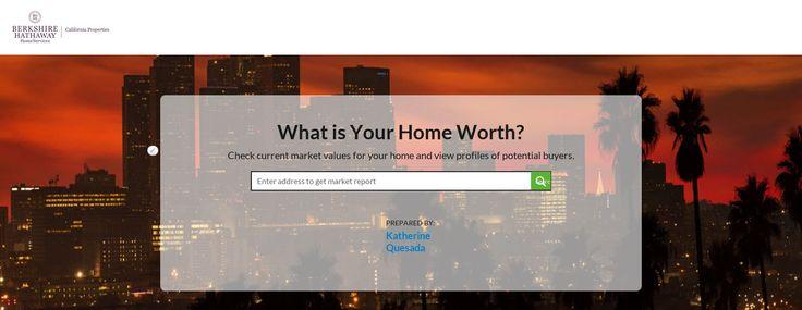 Home Value Estimator by Katherine Quesada
