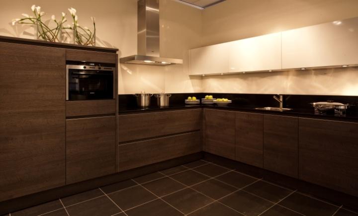 Keuken blauwe nacht maison design risofu