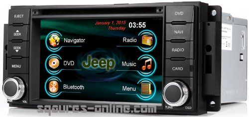 2007-2013 Jeep Wrangler 2008-2012 Jeep Liberty 2009-2013 Jeep Compass 2010-2013…