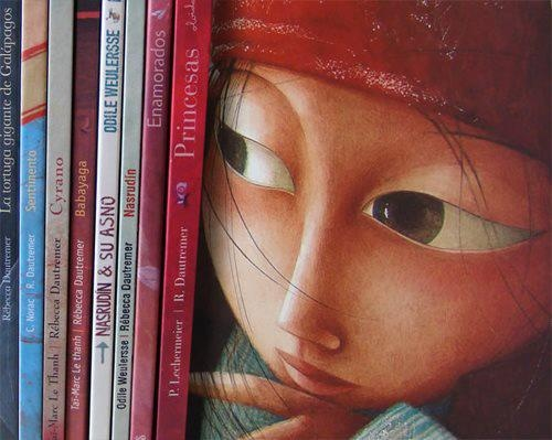 Boek van de vergeten prinsessen - Rebecca Dautremer