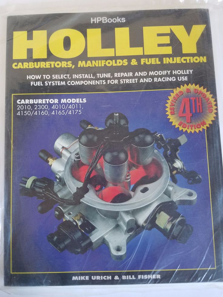 Holley Carburetors, Manifolds, & Fuel Injection