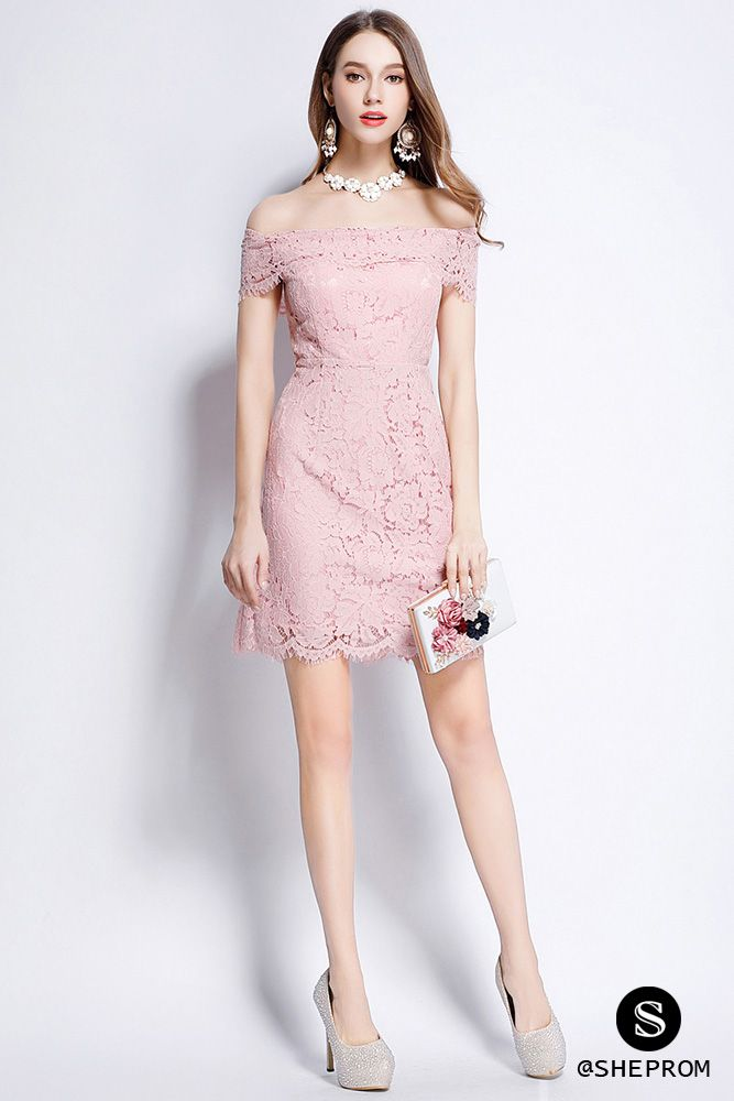 Pin On Sheprom Short Party Dress