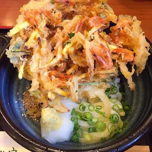 #kagawa #japon - 13件のもぐもぐ - かき揚げおろしうどん 冷 by maixx ใหม่