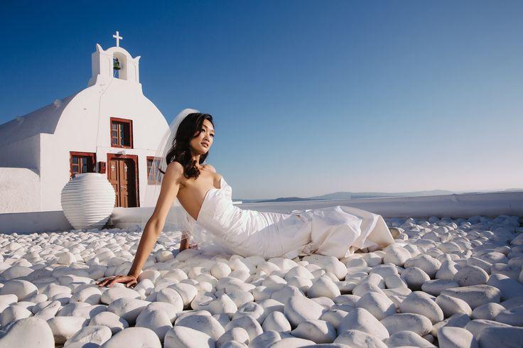 Best of Santorini Mykonos Greece Wedding Photography Check more at http://www.vangelisphotography.com/