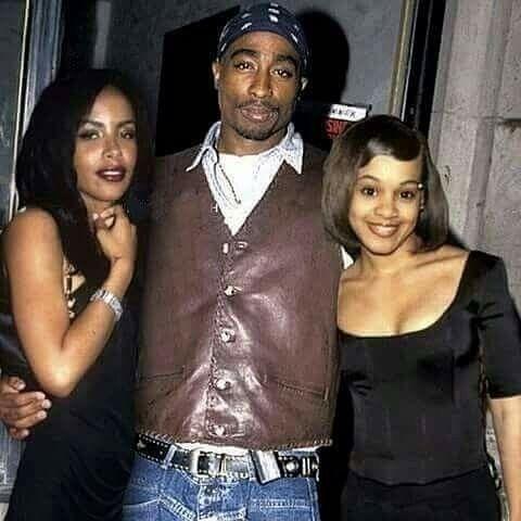 Aaliyah, Tupac, & Left Eye All gone too soon | Hip hop