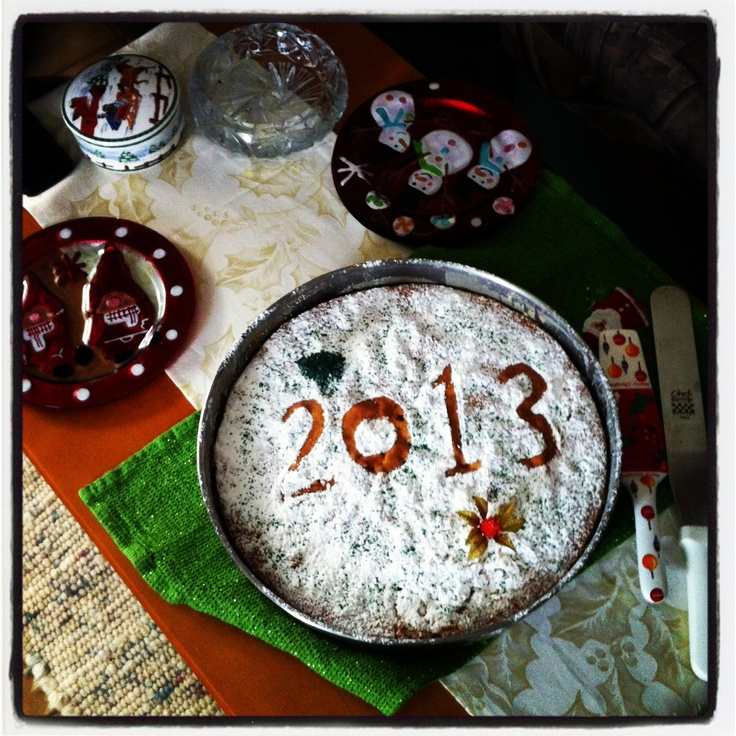 New Year's Vassilopita
