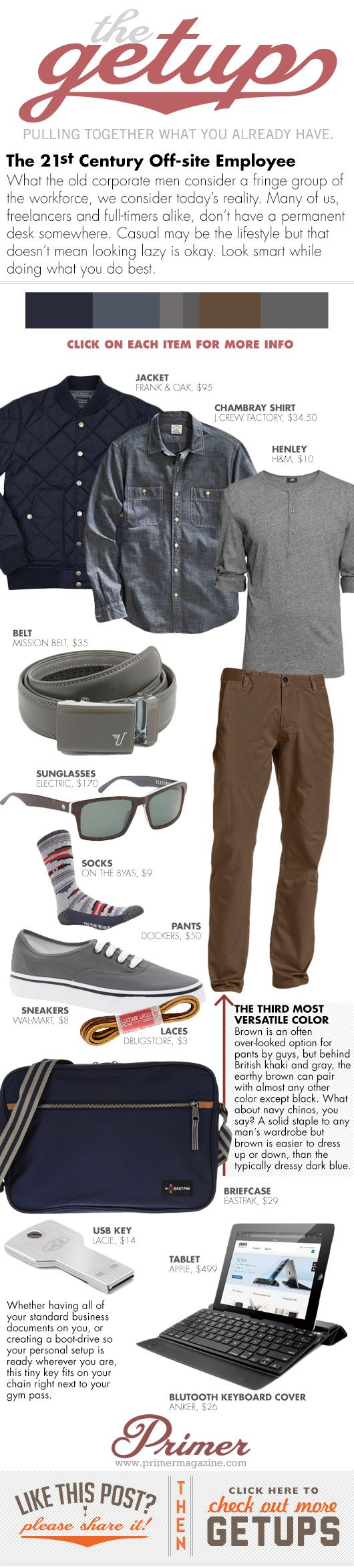 The Getup: The 21st Century Off-site Employee - Primer