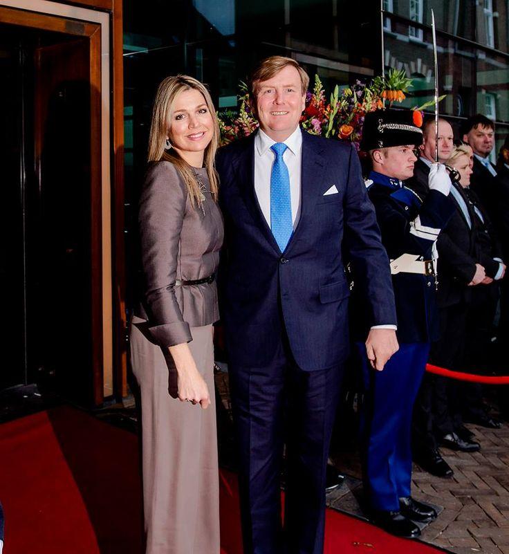 La Cour Royale Neerlandais: La broche araignée est de retour #Koningsdag Concert