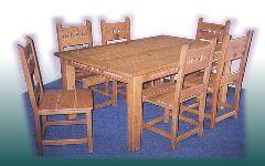 Southwestern Kitchen Dining Tables - Southwest by Santa Fe