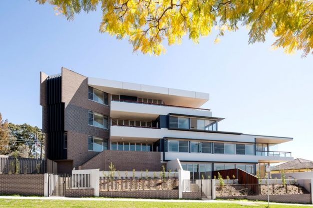 Blaxland Apartments - Smith & Tzannes