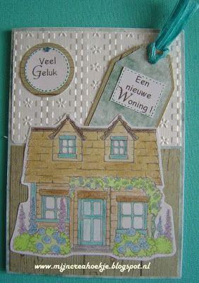 Beccy's Place - Little Cottage digital stamp set