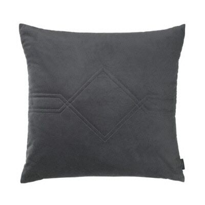 LOUISE ROE COPENHAGEN collection SS16  Velvet cushion with fabric from Kvadrat textiles  www.louiseroe.com