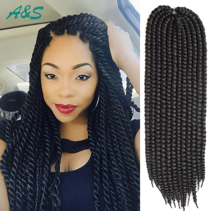 Crochet Hair Rope Twist : ... Rope Twist Braids on Pinterest Twisted Braid, Braids and Hair