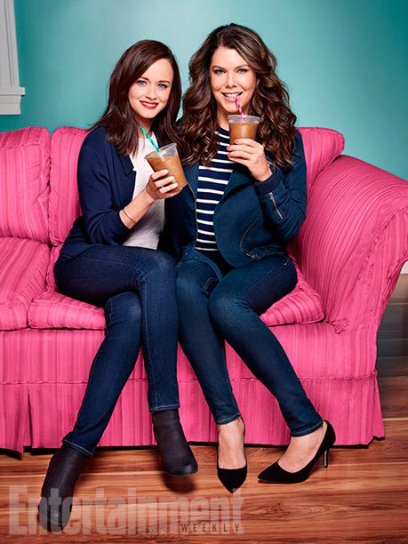 "This is even more important than my last post!!!//Netflix has released first-look photos of its anticipated ""Gilmore Girls"" reboot to Entertainment Weekly. The series of images preview the Gilmore mother-daughter duo of Lorelai (Lauren…"
