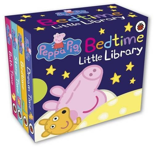 Peppa Pig: Bedtime Little Library - http://amzn.to/2t1EeSS
