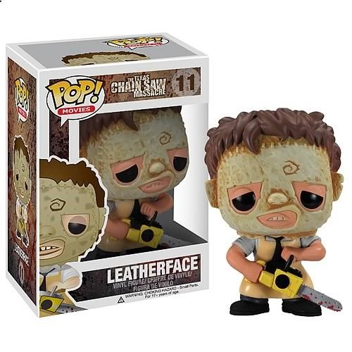 Texas Chainsaw Massacre Leatherface Pop! Vinyl Figure - Funko - Horror: Texas Chainsaw Massacre - Pop! Vinyl Figures at Entertainment Earth