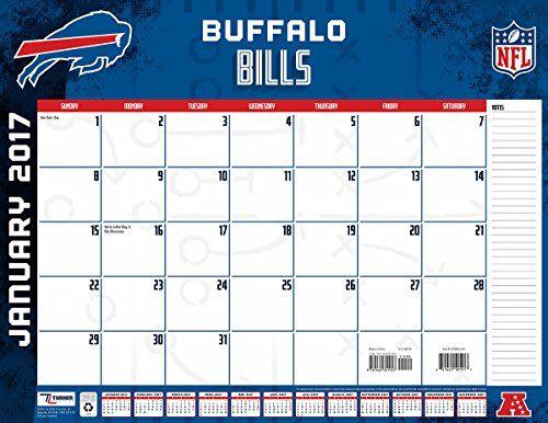 Buffalo Bills Desk Calendars | CompareBuffalo.com