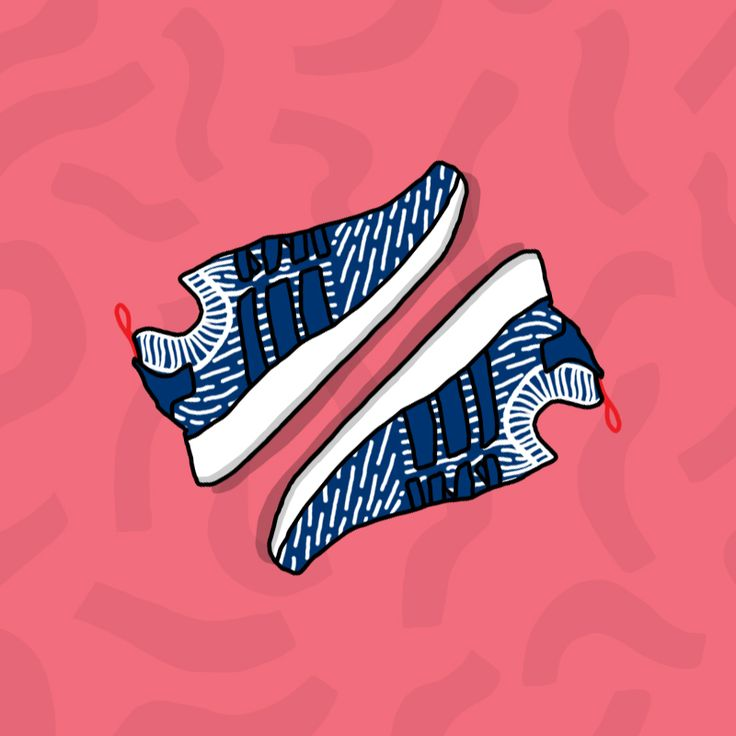 Adidas NMD RD2 Navy  #Adidas #AdidasNMD #Adidasboost #illustration #kicks #drawing #create #creative #freelance #design #graphicdesign #doodle #doodles