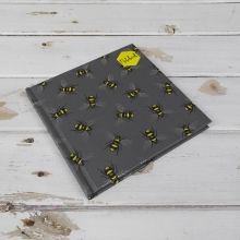 BEENB02 - Bees Square Notebook