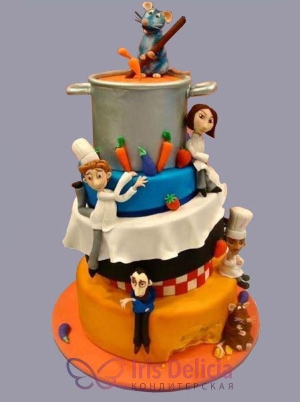 Рататуй торт киев