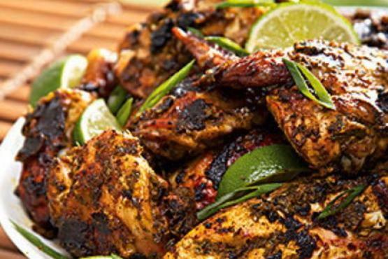 Paleo Jerk Chicken | Paleoista - prefer all white meat chicken